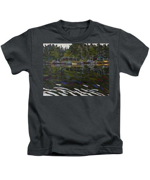 Gilmour Island Kids T-Shirt