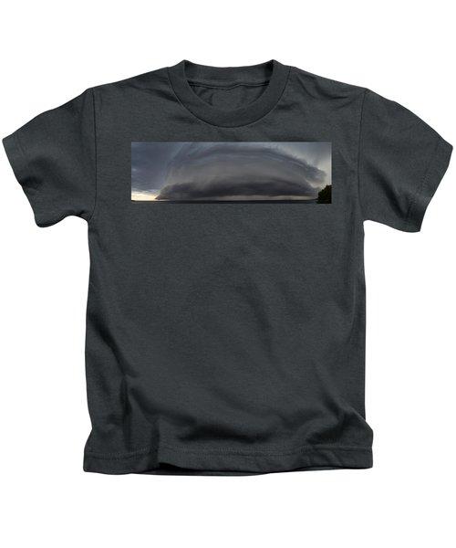 Gimme Shelter  Kids T-Shirt