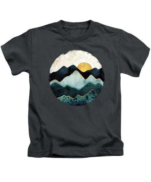 Glacial Hills Kids T-Shirt