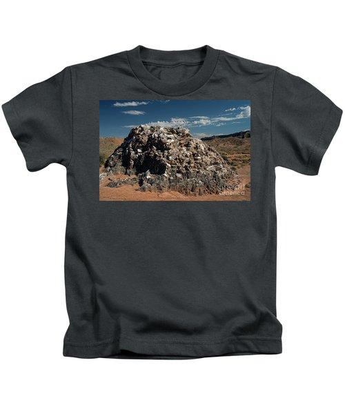 Glass Mountain Capital Reef National Park Kids T-Shirt