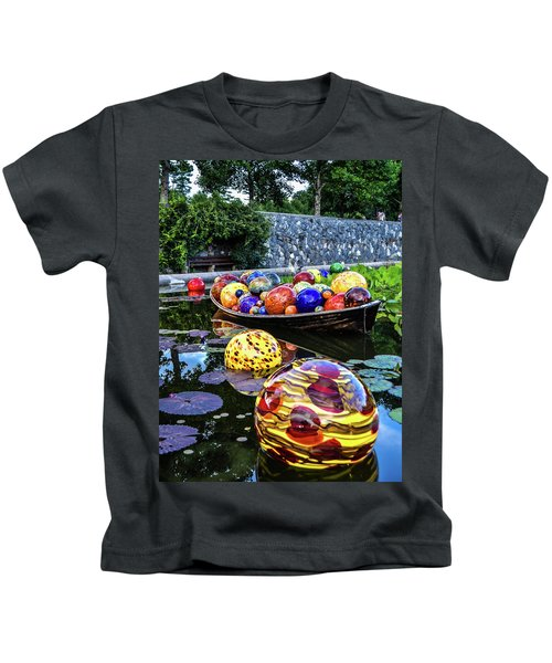 Glass On Display Kids T-Shirt