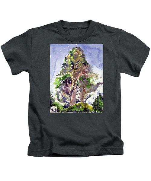 Glendalough Tree Kids T-Shirt