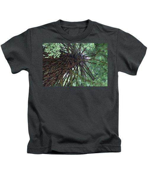 Glorious Tree  Kids T-Shirt