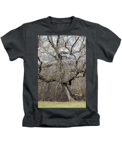Gnarly Tree Kids T-Shirt
