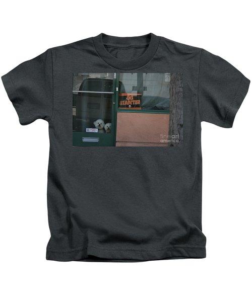 Go Giants Kids T-Shirt