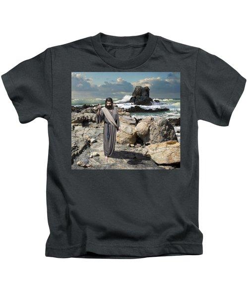 Go Your Faith Has Healed You Kids T-Shirt