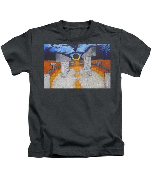 Goblitechi Vision Eclipse Kids T-Shirt