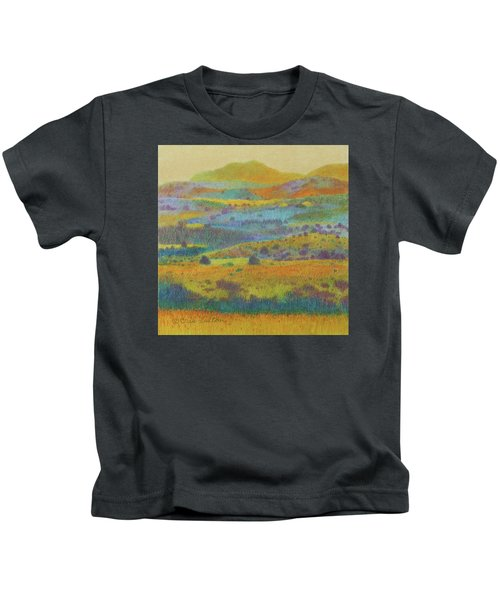 Golden Dakota Day Dream Kids T-Shirt