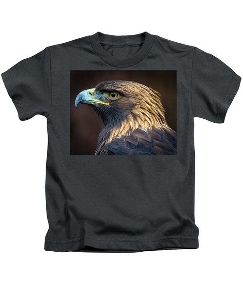 Golden Eagle 2 Kids T-Shirt