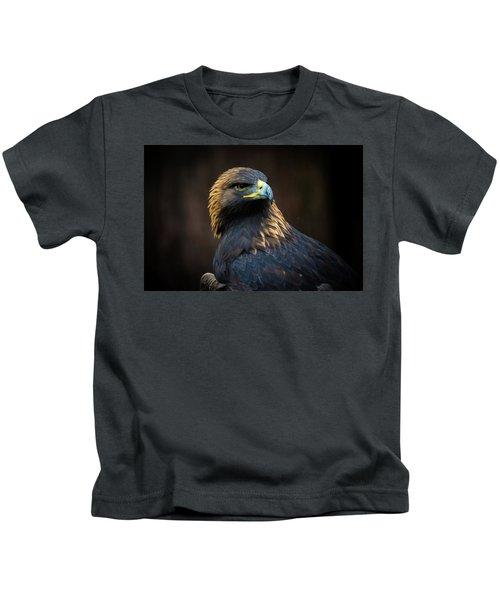 Golden Eagle 3 Kids T-Shirt