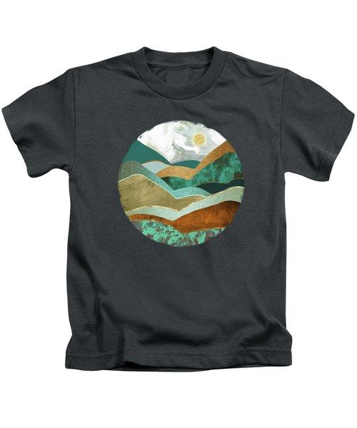 Golden Hills Kids T-Shirt