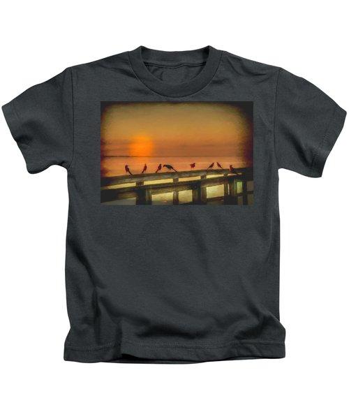 Golden Moment Kids T-Shirt