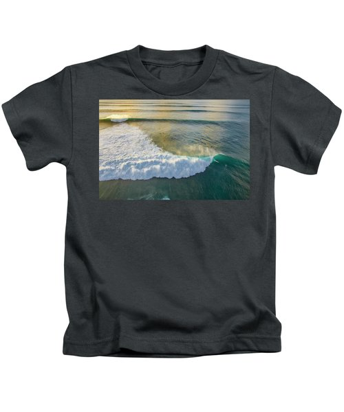 Golden Trails Kids T-Shirt