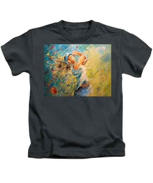 Golf Passion Kids T-Shirt