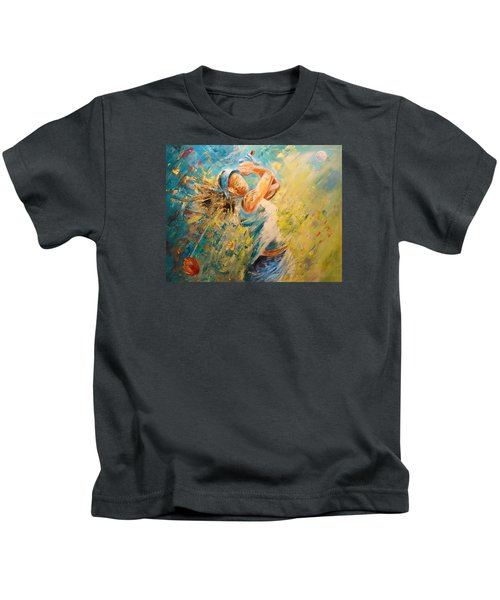 Golf Passion Kids T-Shirt