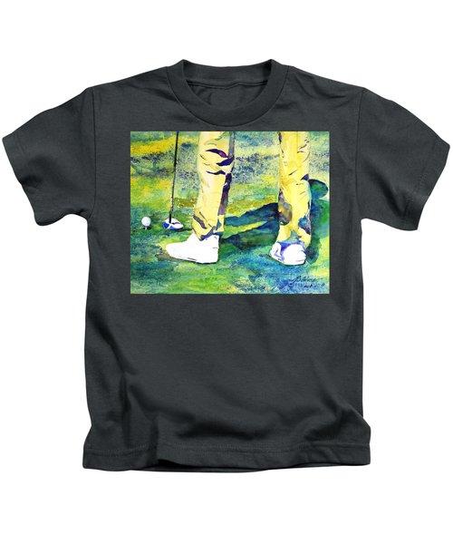 Golf Series - High Hopes Kids T-Shirt