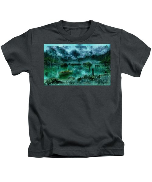 Gollum's Grotto Kids T-Shirt