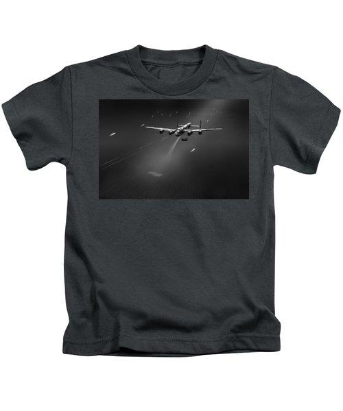 Goner From Dambuster J-johnny Bw Version Kids T-Shirt