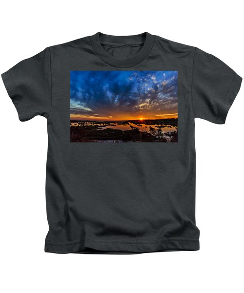 Goodnight Topsail Kids T-Shirt