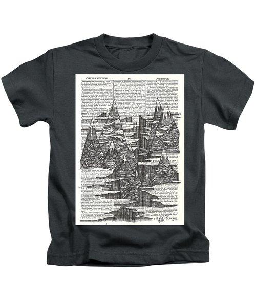 Gorge Kids T-Shirt