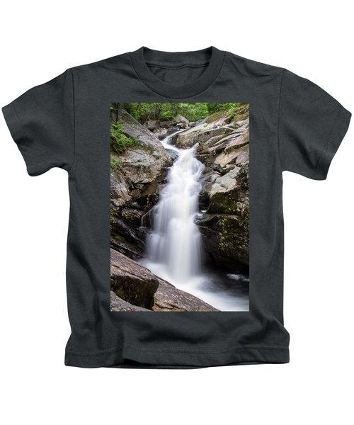 Gorge Waterfall Kids T-Shirt
