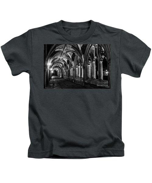Gothic Arches Kids T-Shirt