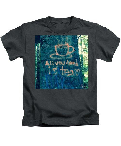 Graffitea Time Kids T-Shirt