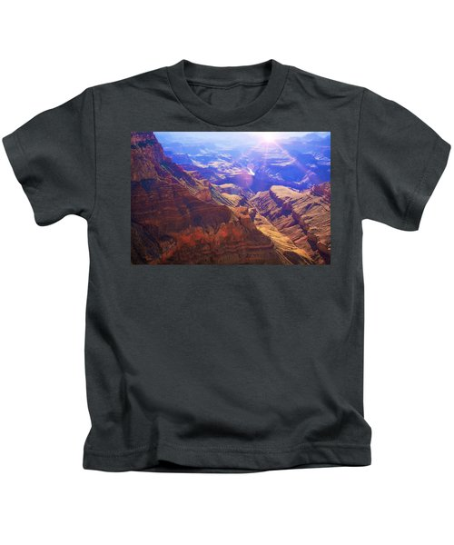Grand Canyon Arizona 10 Kids T-Shirt