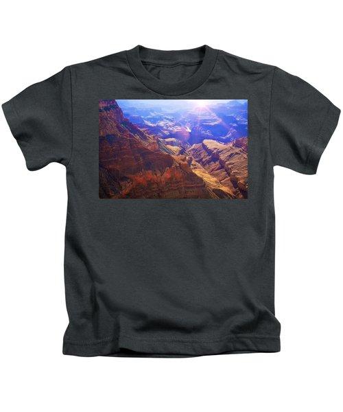Grand Canyon Arizona 10 Kids T-Shirt