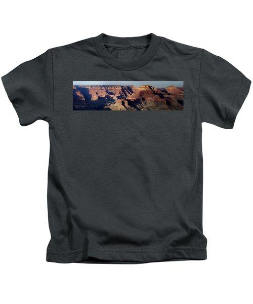 Grand Canyon Wide Kids T-Shirt