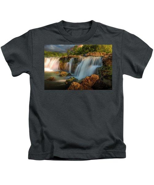 Grand Falls Kids T-Shirt