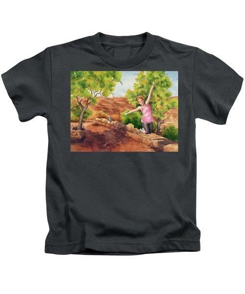 Grand Leap Kids T-Shirt
