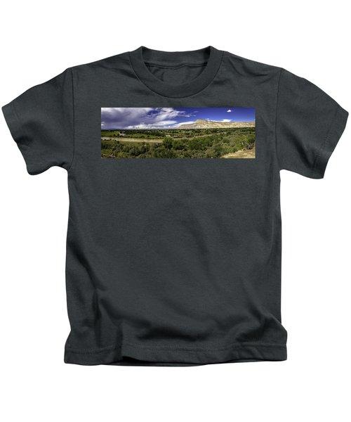 Grand Valley Panoramic Kids T-Shirt