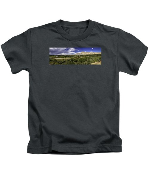 Grand Valley Panoramic Kids T-Shirt
