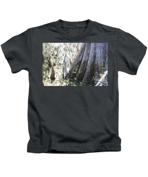 Grandfather Cypress Kids T-Shirt