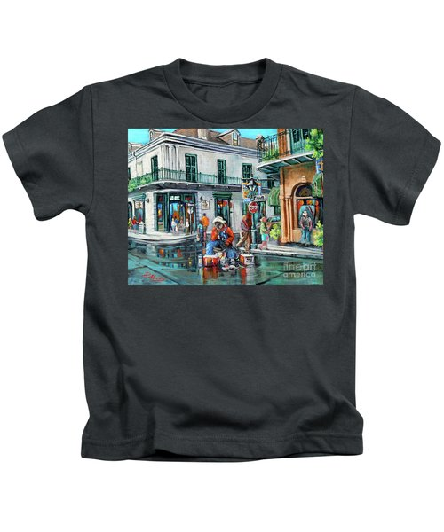 Grandpas Corner Kids T-Shirt