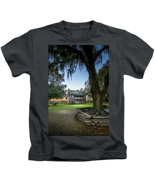 Grandpa's Place Kids T-Shirt