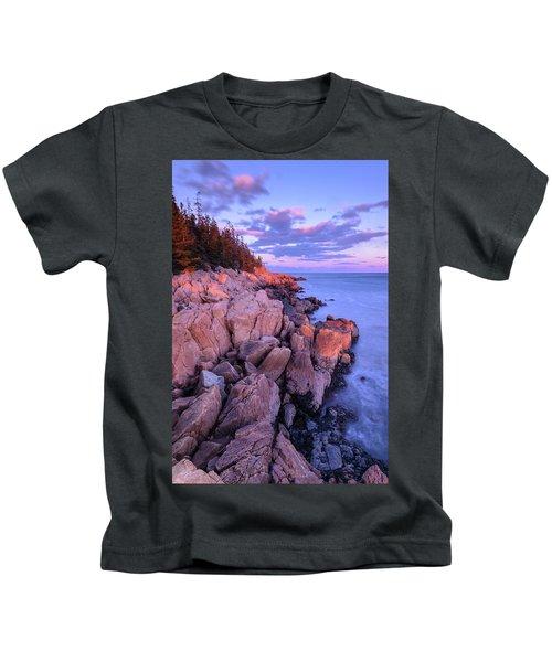 Granite Coastline Kids T-Shirt