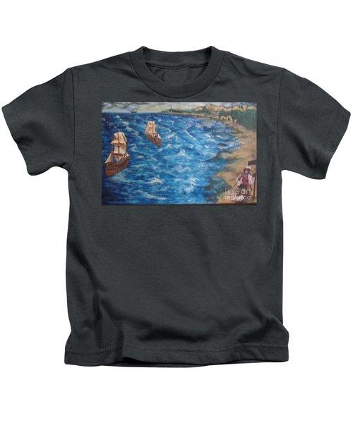 Great Lakes Pirates Kids T-Shirt