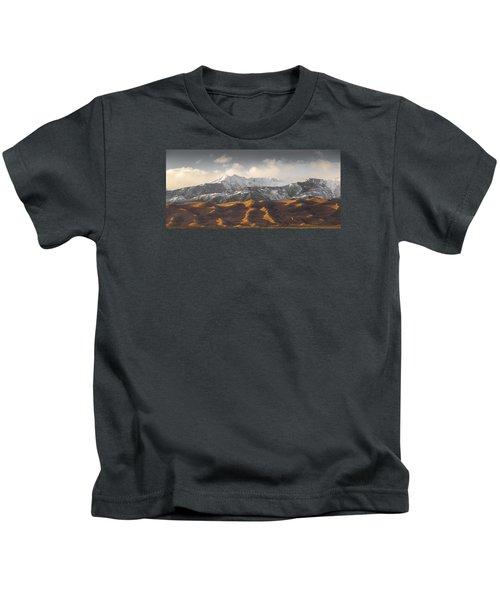 Great Sand Dunes Kids T-Shirt
