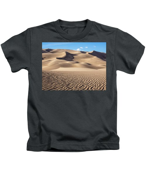 Great Sand Dunes National Park In Colorado Kids T-Shirt