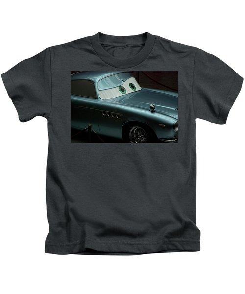 Green Eyed Finn Mcmissile Mp Kids T-Shirt