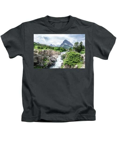 Grinnell Point Kids T-Shirt