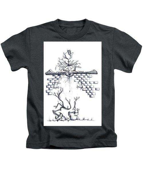 Growing Nowhere Kids T-Shirt