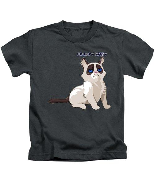 Grumpy Cat Kids T-Shirt