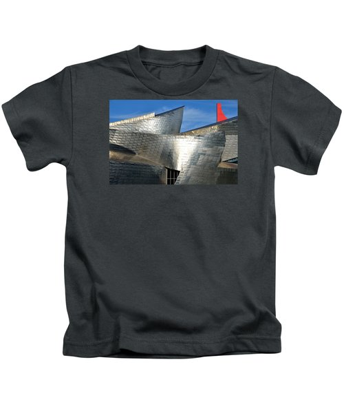 Guggenheim Museum Bilbao - 5 Kids T-Shirt