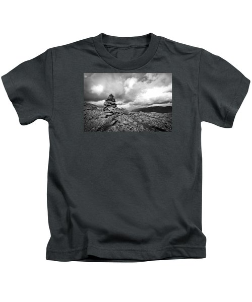 Guide In The Clouds Kids T-Shirt