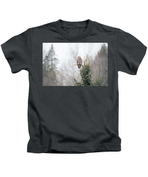 Hal Hanging Out Kids T-Shirt