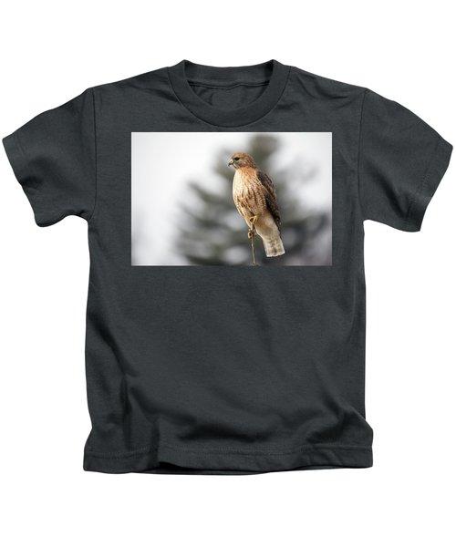 Hal The Hybrid Portrait 1 Kids T-Shirt