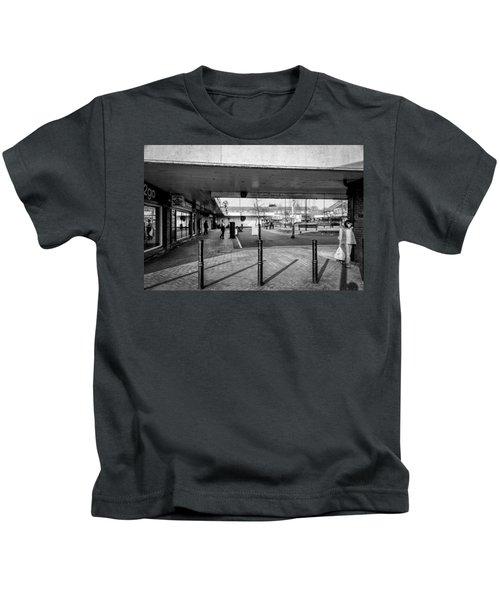 Hale Barns Square Kids T-Shirt